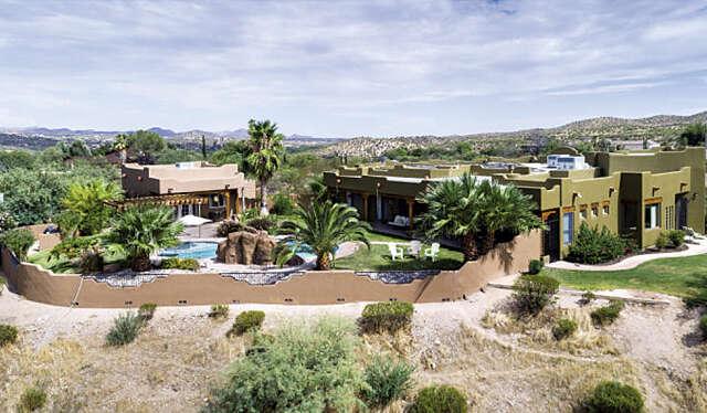 Single Family for Sale at 990 S Camino De Alegre Wickenburg, Arizona 85390 United States