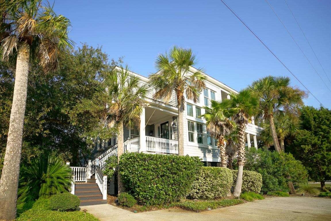 Single Family for Sale at 2701 Palm Boulevard Isle Of Palms, South Carolina 29451 United States