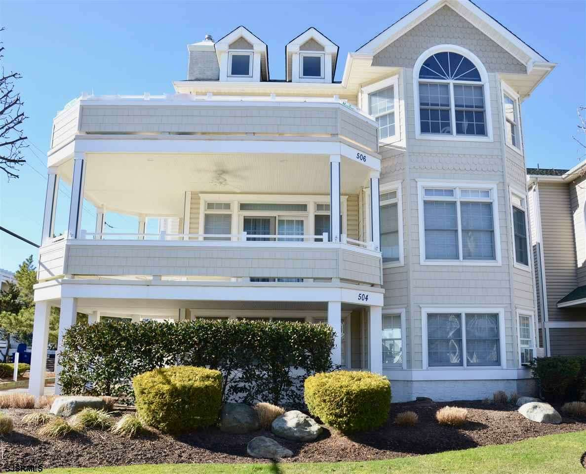 Condominium for Sale at 506 34th Street Ocean City, New Jersey 08226 United States