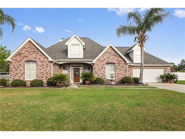 Real Estate for Sale, ListingId:44426181, location: 610 WILLOWRIDGE Drive Luling 70070