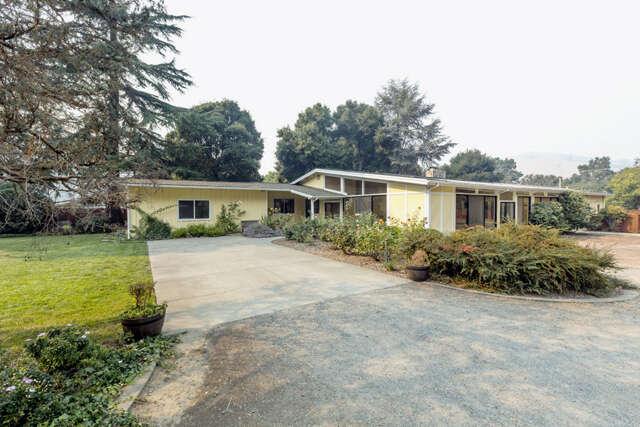 Single Family for Sale at 2373 Novato Boulevard Novato, California 94947 United States