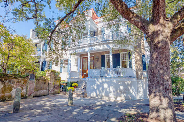 Single Family for Sale at 41 Church Street Charleston, South Carolina 29401 United States