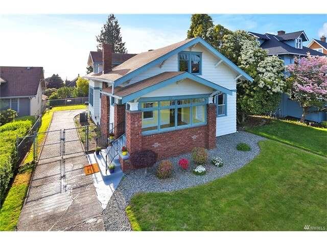 Single Family for Sale at 1212 Rucker Ave Everett, Washington 98201 United States