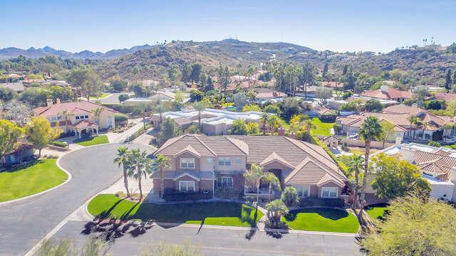 Single Family for Sale at 1465 W. Caribbean Lane Phoenix, Arizona 85023 United States
