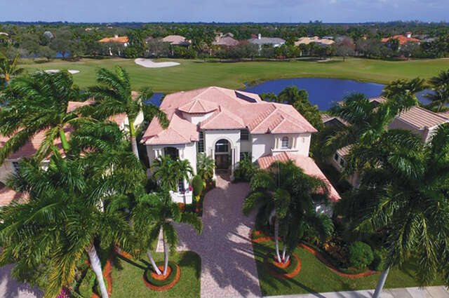 Single Family for Sale at 16205 Andalucia Lane Delray Beach, Florida 33446 United States
