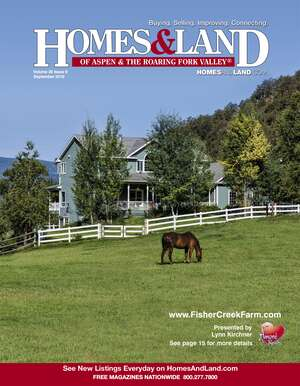 HOMES & LAND Magazine Cover. Vol. 30, Issue 09, Page 15.