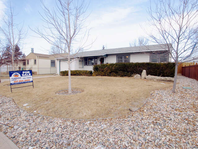 Real Estate for Sale, ListingId:42516852, location: 1007 Sanders Dr Laramie 82070