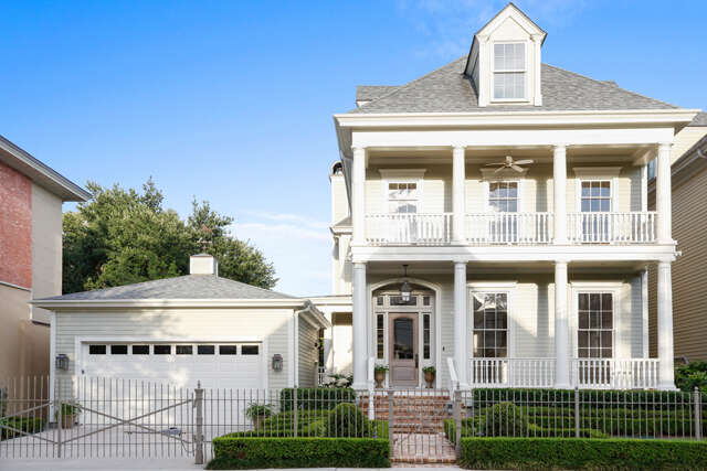 Single Family for Sale at 1111 Webster Street New Orleans, Louisiana 70118 United States
