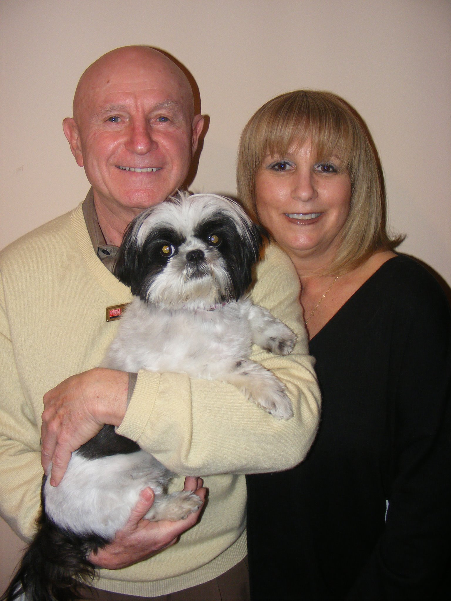 Karen and Ray, The Gunther Team