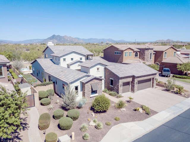 Single Family for Sale at 5430 E Palo Brea Lane Cave Creek, Arizona 85331 United States