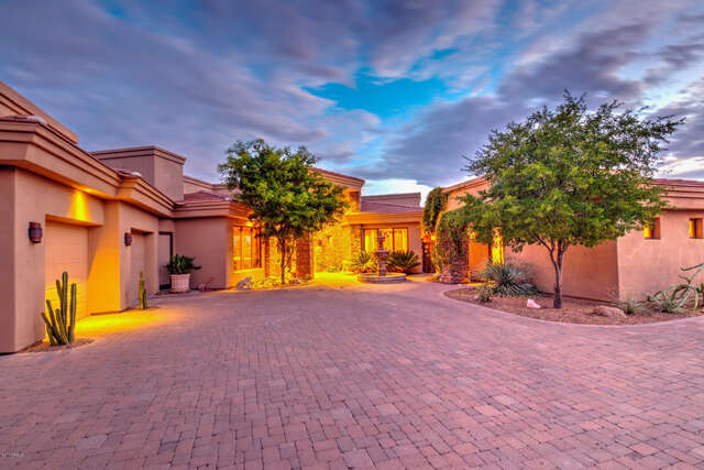 Single Family for Sale at 9829 N Canyon View Lane Fountain Hills, Arizona 85268 United States