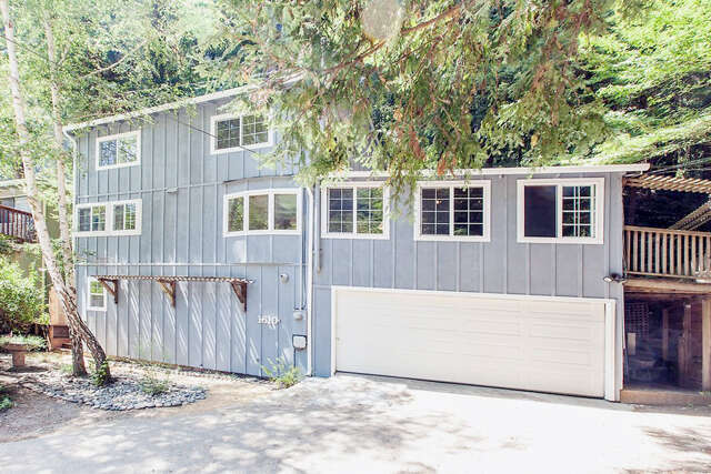 Single Family for Sale at 1610 Lockhart Gulch Rd Scotts Valley, California 95066 United States