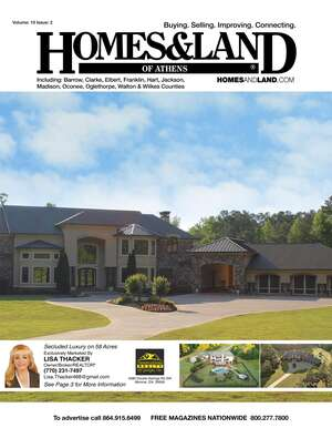 HOMES & LAND Magazine Cover. Vol. 19, Issue 02, Page 3.