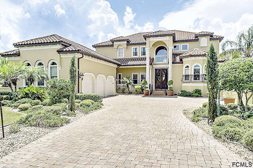 Single Family for Sale at 126 Island Estates Pkwy Palm Coast, Florida 32137 United States