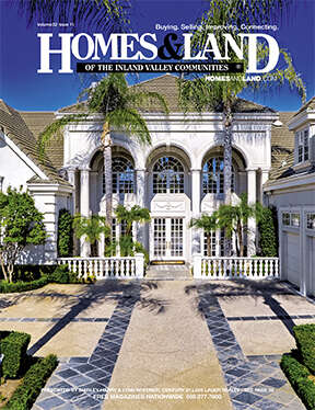 HOMES & LAND Magazine Cover. Vol. 32, Issue 11, Page 26.