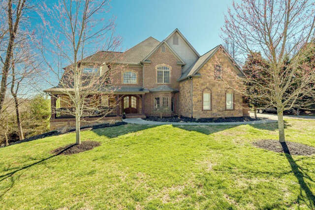 Single Family for Sale at 1338 Rudder Oaks Way Knoxville, Tennessee 37919 United States