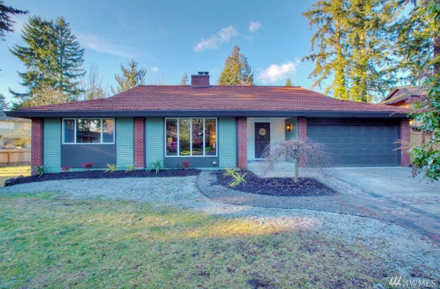 Single Family for Sale at 16909 144th Ave SE Renton, Washington 98058 United States