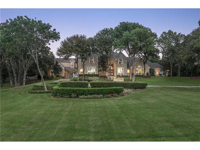 Single Family for Sale at 4604 Tour 18 Drive Flower Mound, Texas 75022 United States