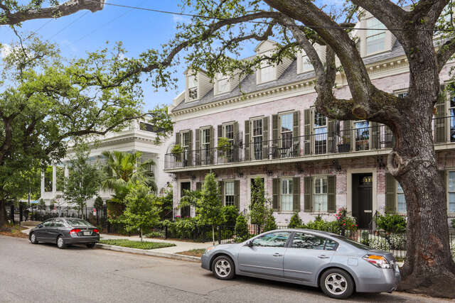 Single Family for Sale at 2119 Prytania St. New Orleans, Louisiana 70130 United States
