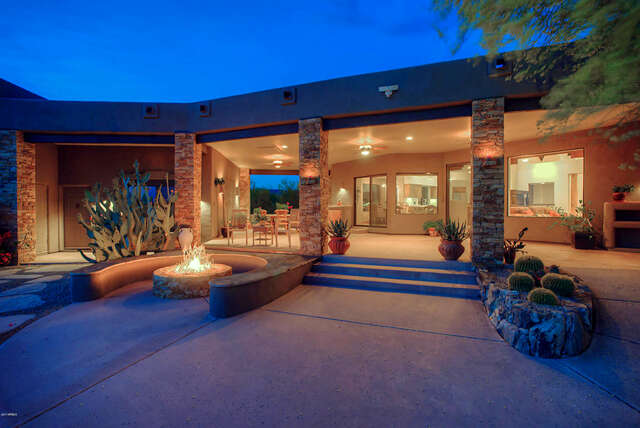 Single Family for Sale at 36400 N Placid Place Carefree, Arizona 85377 United States