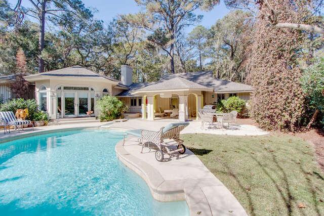 Single Family for Sale at 1 Greenwood Court Hilton Head Island, South Carolina 29928 United States