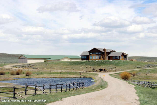 Single Family for Sale at 1014 Daniel Merna Daniel, Wyoming 83115 United States