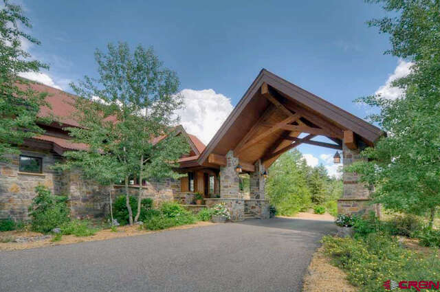 Single Family for Sale at 480 Pinnacle View Drive Durango, Colorado 81301 United States
