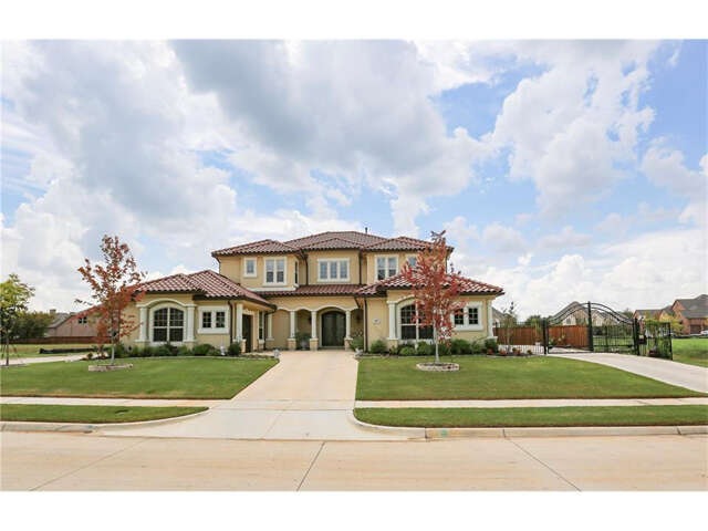 Single Family for Sale at 605 Murphy Rd Colleyville, Texas 76034 United States
