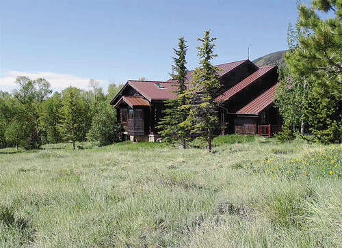Single Family for Sale at 37 Kelly Creek Centennial, Wyoming 82055 United States