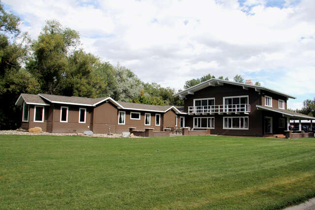 Single Family for Sale at 43 Knode Road Sheridan, Wyoming 82801 United States