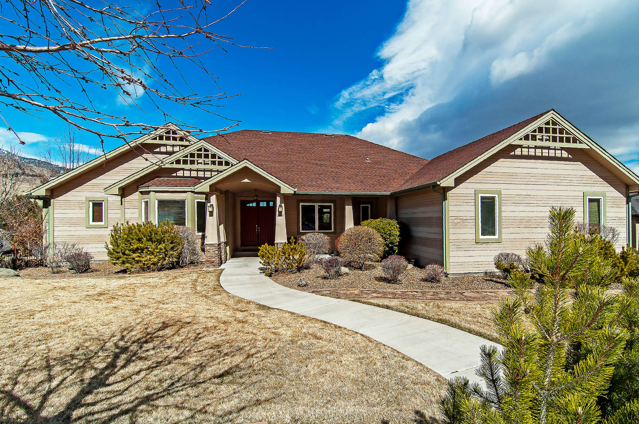 Single Family for Sale at 2444 Kingsview Way Carson City, Nevada 89703 United States