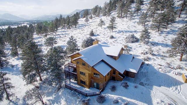 Single Family for Sale at 379 Little Beaver Dr Estes Park, Colorado 80517 United States