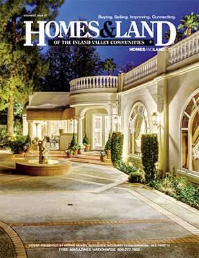 HOMES & LAND Magazine Cover. Vol. 32, Issue 13, Page 16.