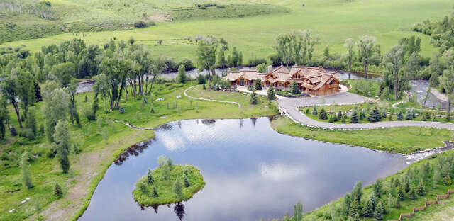 Single Family for Sale at 52715 Rcr 129 Steamboat Springs, Colorado 80487 United States