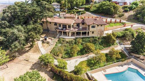 Single Family for Sale at 1919 Skyline Vista Drive La Habra Heights, California 90631 United States