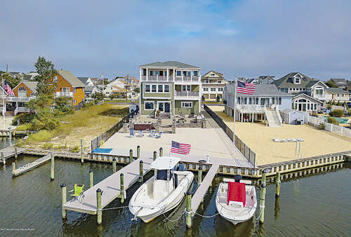 Single Family for Sale at 2027 Bay Boulevard Ortley Beach, New Jersey 08751 United States