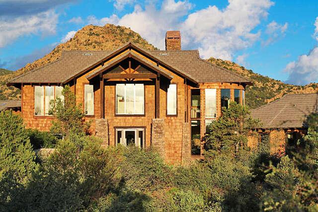 Single Family for Sale at 4525 W Murphys Station Circle Prescott, Arizona 86305 United States