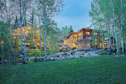 Single Family for Sale at 42295 Soda Creek Lane Steamboat Springs, Colorado 80487 United States