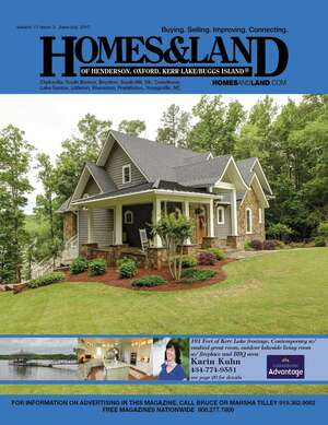 HOMES & LAND Magazine Cover. Vol. 11, Issue 03, Page 20.