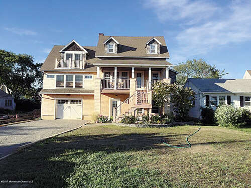 Single Family for Sale at 98 Twilight Road Bay Head, New Jersey 08742 United States