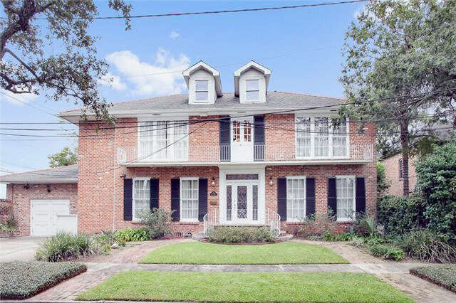 Single Family for Sale at 6565 Oakland Drive New Orleans, Louisiana 70118 United States