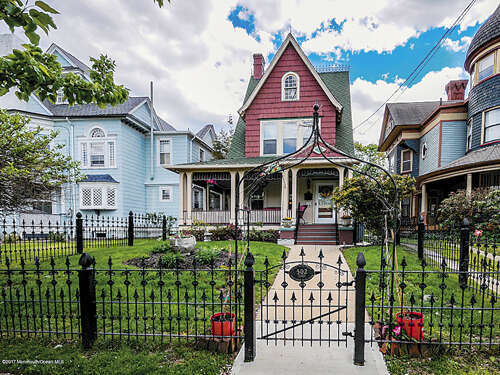 Single Family for Sale at 502 4th Avenue Asbury Park, New Jersey 07712 United States