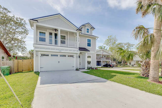 Single Family for Sale at 1700 South 5th St Jacksonville Beach, Florida 32250 United States