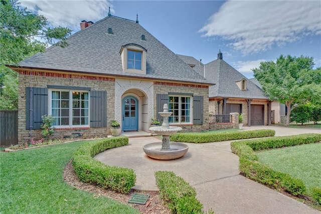 Single Family for Sale at 17213 Whimbrel Lane Edmond, Oklahoma 73012 United States