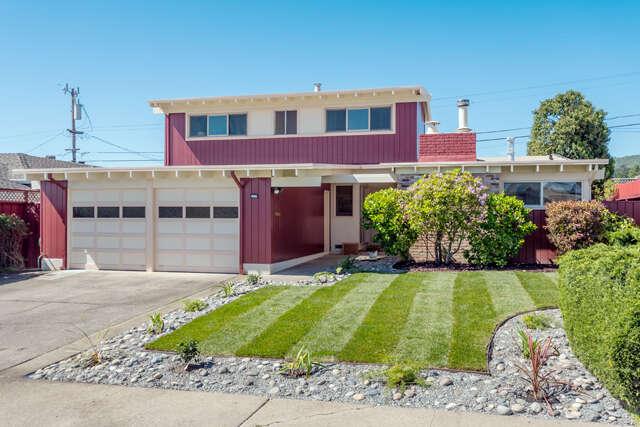Single Family for Sale at 1169 Oakwood Dr Millbrae, California 94030 United States