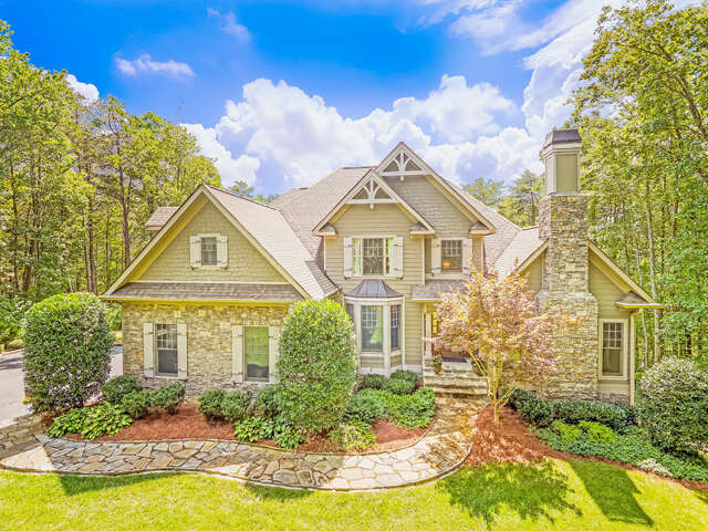 Single Family for Sale at 249 Lookout Crest Ln Lookout Mountain, Georgia 30750 United States