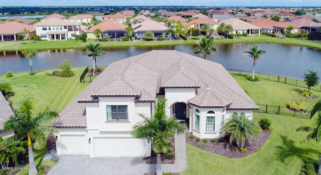 Single Family for Sale at 6714 Matanzas Way Melbourne, Florida 32940 United States