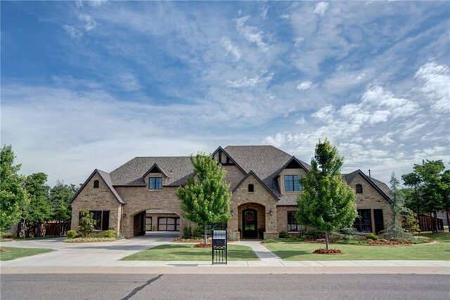 Single Family for Sale at 2301 Open Trail Road Edmond, Oklahoma 73034 United States