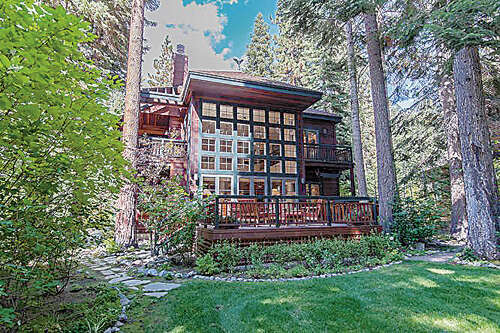 Single Family for Sale at 2190 Slaughter House Creek Road Glenbrook, Nevada 89413 United States