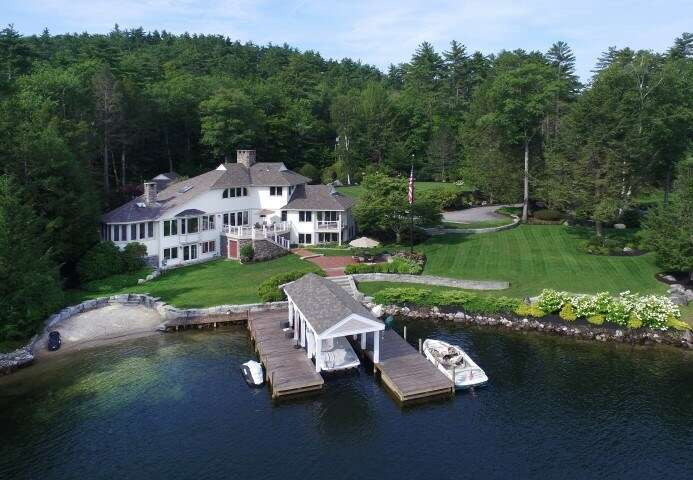 Single Family for Sale at 99 107 Springfield Point Road Wolfeboro, New Hampshire 03894 United States